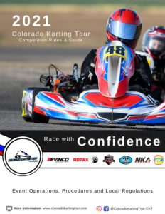 2021 Colorado Karting Tour Competition Rule Set